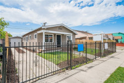 Photo of 1212 W 56th Street, Los Angeles, CA 90037 (MLS # DW19089575)