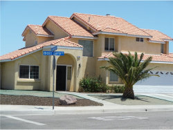 Photo of 13091 Quiet Canyon Drive, Victorville, CA 92395 (MLS # EV17143099)