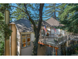 Photo of 259 Squirrel Drive, Lake Arrowhead, CA 92352 (MLS # EV17180889)