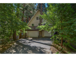 Photo of 427 Cottage Grove Road, Lake Arrowhead, CA 92352 (MLS # EV17189406)