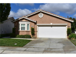 Photo of 165 Canary Creek, Beaumont, CA 92223 (MLS # EV17219165)