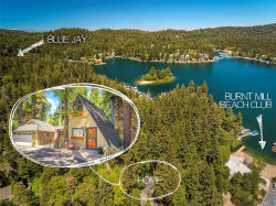 Photo of 27890 Lakes Edge Road, Lake Arrowhead, CA 92352 (MLS # EV17258285)