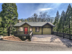 Photo of 24757 Basel Drive, Crestline, CA 92325 (MLS # EV17261975)