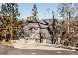 Photo of 1015 Pintail Circle, Lake Arrowhead, CA 92352 (MLS # EV17265382)
