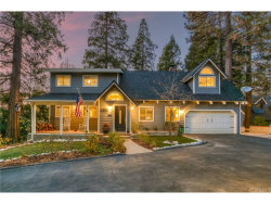Photo of 26986 Grass Valley Lane, Lake Arrowhead, CA 92352 (MLS # EV18092154)