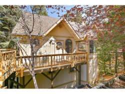 Photo of 528 Rainier Road, Lake Arrowhead, CA 92352 (MLS # EV18092422)
