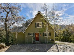 Photo of 1226 Grass Valley Road, Lake Arrowhead, CA 92352 (MLS # EV18093922)