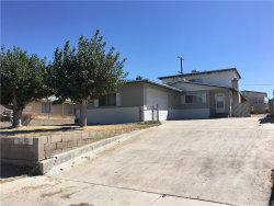 Photo of 25467 Bejoal Street, Barstow, CA 92311 (MLS # EV18251447)
