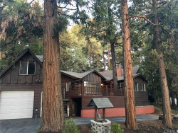 Photo of 31292 Circle View Drive, Running Springs Area, CA 92382 (MLS # EV18252048)