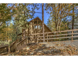 Photo of 341 Grizzly Road, Lake Arrowhead, CA 92352 (MLS # EV18261200)