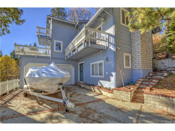 Photo of 912 Jagerhorn Drive, Lake Arrowhead, CA 92352 (MLS # EV18264492)
