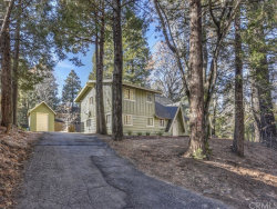 Photo of 1034 Meadowbrook Road, Lake Arrowhead, CA 92352 (MLS # EV18288364)