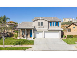 Photo of 34272 Canyon Rim Drive, Lake Elsinore, CA 92532 (MLS # IG18271583)