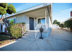 Photo of 848 Pepper Street, El Segundo, CA 90245 (MLS # IN17279590)