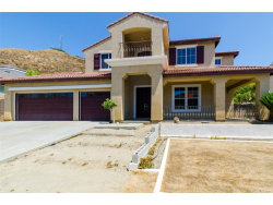 Photo of 23850 Hollingsworth Drive, Murrieta, CA 92562 (MLS # IV17166977)