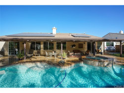 Photo of 20513 Big Sycamore Court, Wildomar, CA 92595 (MLS # IV17278388)