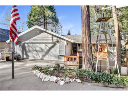 Photo of 24612 Bernard Drive, Crestline, CA 92325 (MLS # IV18037492)