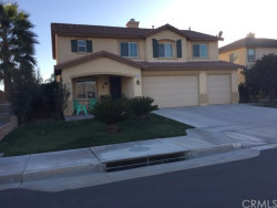 Photo of 350 Meadow View Drive, San Jacinto, CA 92582 (MLS # IV18063886)