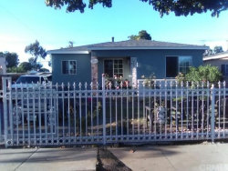 Photo of 3891 Lugo Avenue, Lynwood, CA 90262 (MLS # IV18140899)
