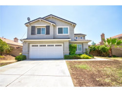 Photo of 28391 Saddlecrest Street, Menifee, CA 92585 (MLS # IV18199909)