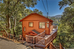 Photo of 163 Zermat Drive, Crestline, CA 92325 (MLS # IV19241690)