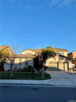 Photo of 3051 Bearberry Court, Perris, CA 92571 (MLS # IV20028745)