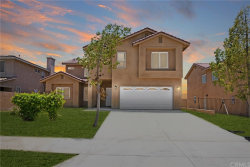 Photo of 16475 Pine Wood Street, Fontana, CA 92336 (MLS # IV20098537)