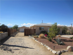 Photo of 72793 Wild Cat Way, 29 Palms, CA 92277 (MLS # JT17218244)
