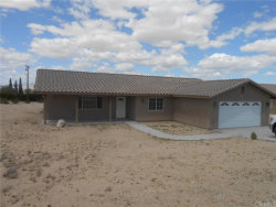 Photo of 73016 Two Mile Road, 29 Palms, CA 92277 (MLS # JT18132790)