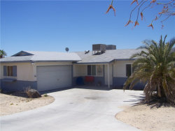 Photo of 73351 Sunnyvale Drive, 29 Palms, CA 92277 (MLS # JT18148151)