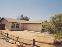 Photo of 72221 Sunnyslope Drive, 29 Palms, CA 92277 (MLS # JT18190932)