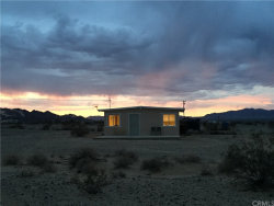 Photo of 81180 Pioneer Road, 29 Palms, CA 92277 (MLS # JT18244215)