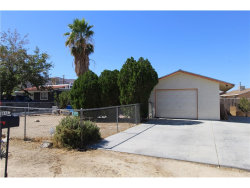 Photo of 6672 Mojave Avenue, 29 Palms, CA 92277 (MLS # JT18246446)