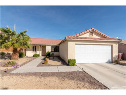 Photo of 71526 Sunnyvale Drive, 29 Palms, CA 92277 (MLS # JT18266499)