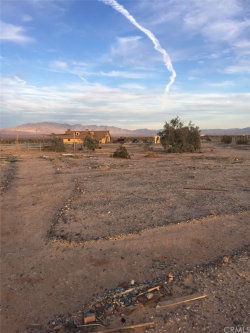 Photo of 6222 Steeg Road, 29 Palms, CA 92277 (MLS # JT19206283)