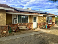 Photo of 11001 San Jacinto Street, Morongo Valley, CA 92256 (MLS # JT19227699)