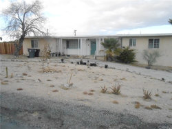 Photo of 73880 Manana Drive, 29 Palms, CA 92277 (MLS # JT20004618)