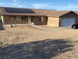 Photo of 72972 Two Mile Road, 29 Palms, CA 92277 (MLS # JT20068087)