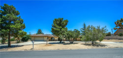 Photo of 58855 Piedmont Drive, Yucca Valley, CA 92284 (MLS # JT20128022)