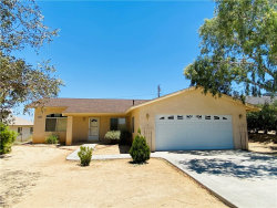 Photo of 6781 Copper Mountain Road, 29 Palms, CA 92277 (MLS # JT20128475)