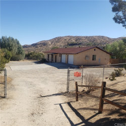 Photo of 11565 Rosewood Avenue, Morongo Valley, CA 92256 (MLS # JT20221433)