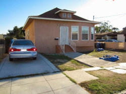 Photo of 1174 E 41st Place, Los Angeles, CA 90011 (MLS # MB19026851)