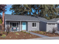 Photo of 919 Johnson Street, Redwood City, CA 94061 (MLS # ML81682412)
