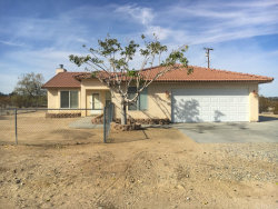 Photo of 73868 Serrano Drive, 29 Palms, CA 92277 (MLS # ND19282021)
