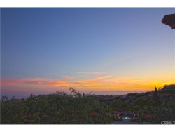 Photo of 11 HIGHPOINT, Newport Coast, CA 92657 (MLS # NP18010151)