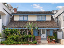 Photo of 309 Coronado Street, Newport Beach, CA 92661 (MLS # NP18035651)