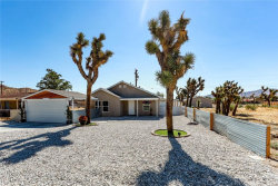 Photo of 7023 Tamarisk Avenue, Yucca Valley, CA 92284 (MLS # NP20127711)