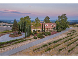 Photo of 1340 Valley Quail Place, Paso Robles, CA 93446 (MLS # NS17207058)