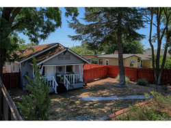 Photo of 2032 Olive Street, Paso Robles, CA 93446 (MLS # NS17213860)