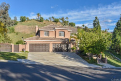Photo of 5400 Kodiak Mountain Drive, Yorba Linda, CA 92887 (MLS # OC18035015)